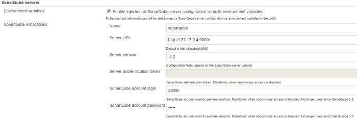 Setting up Sonarqube using Docker and integrating in Jenkins | René